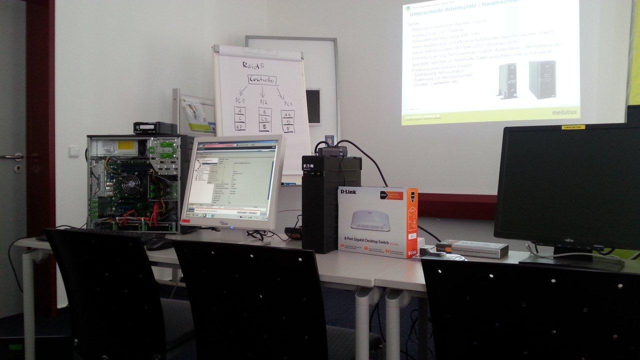 Seminare und Vorträge im Rahmen der Betriebsmedizin